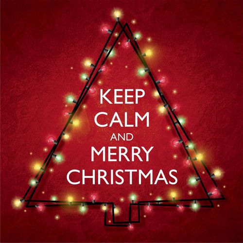 Keep Calm Christmas.Various Artists Keep Calm And Merry Christmas Music