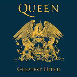 Album cover of Greatest Hits II (Remastered)
