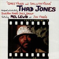 Thad jones greetings and salutations music streaming listen on greetings and salutations thad jones m4hsunfo