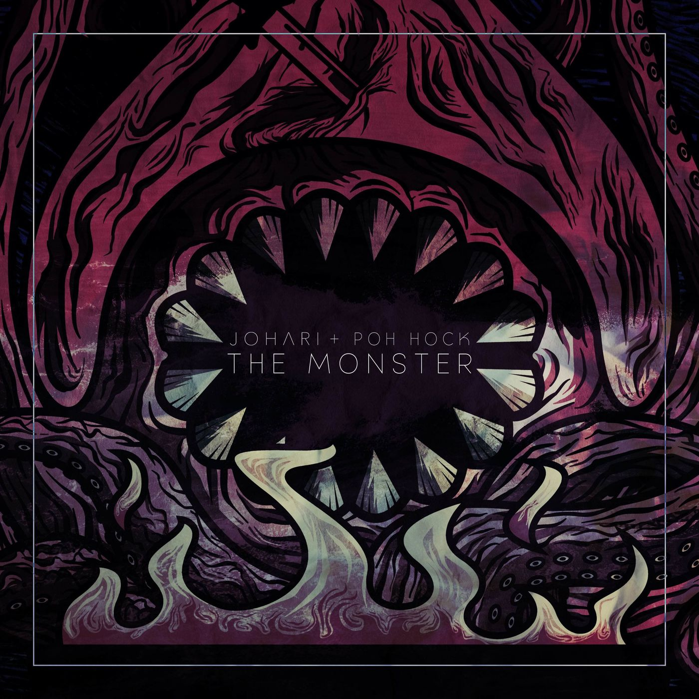 Johari - The Monster [single] (2020)