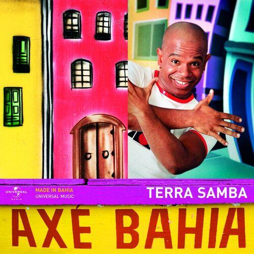 Baixar CD Axé Bahia – Terra Samba (2006) Grátis