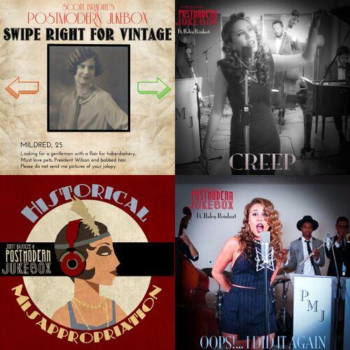 scott bradlees postmodern jukebox - swipe right for vintage