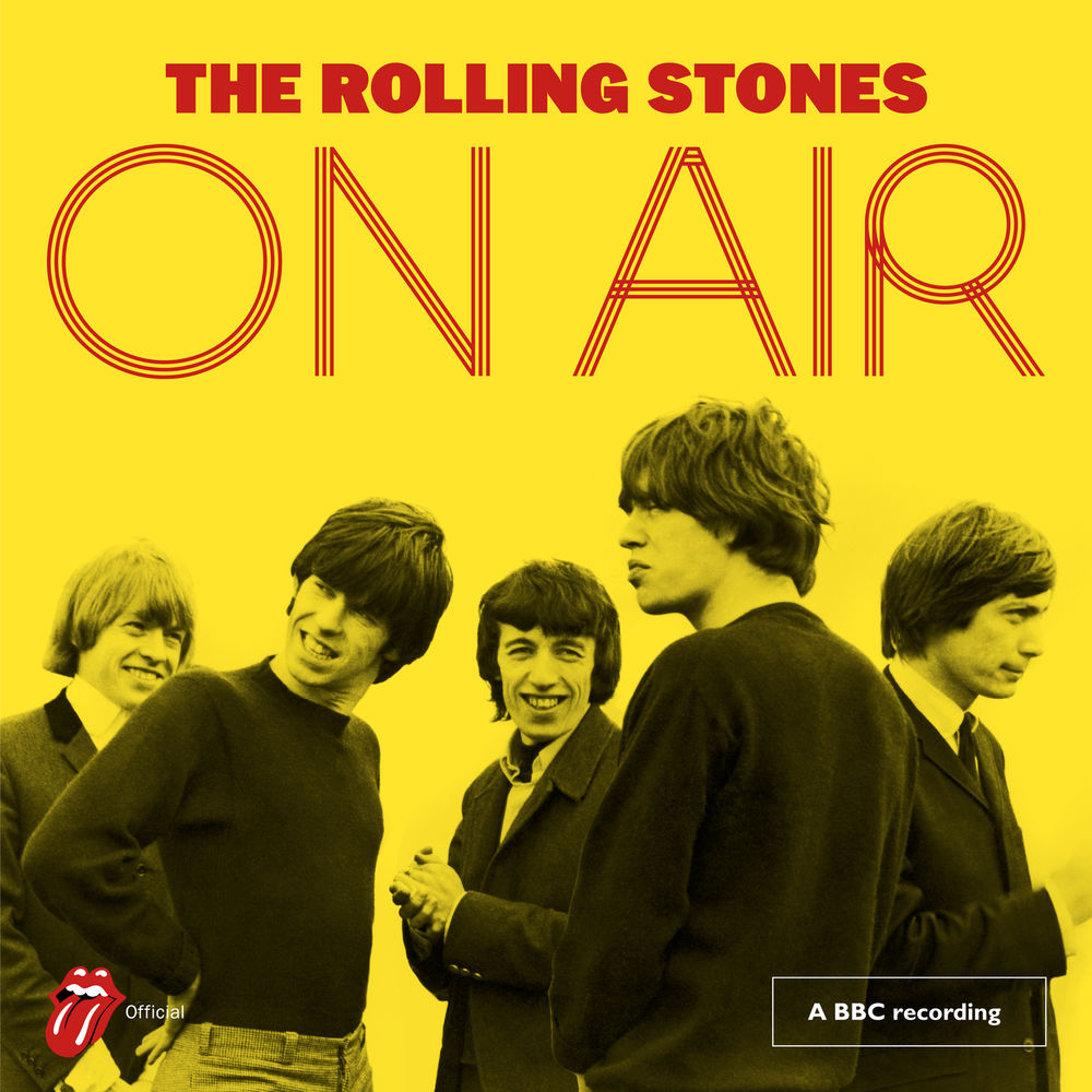 Baixar On Air (Deluxe), Baixar Música On Air (Deluxe) - The Rolling Stones 2017, Baixar Música The Rolling Stones - On Air (Deluxe) 2017