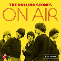 The Rolling Stones – On Air (Deluxe) 2017 CD Completo