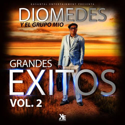Cd Diòmedes-grandes exitos vol.2 500x500-000000-80-0-0