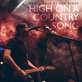Album cover of High on a Country Song