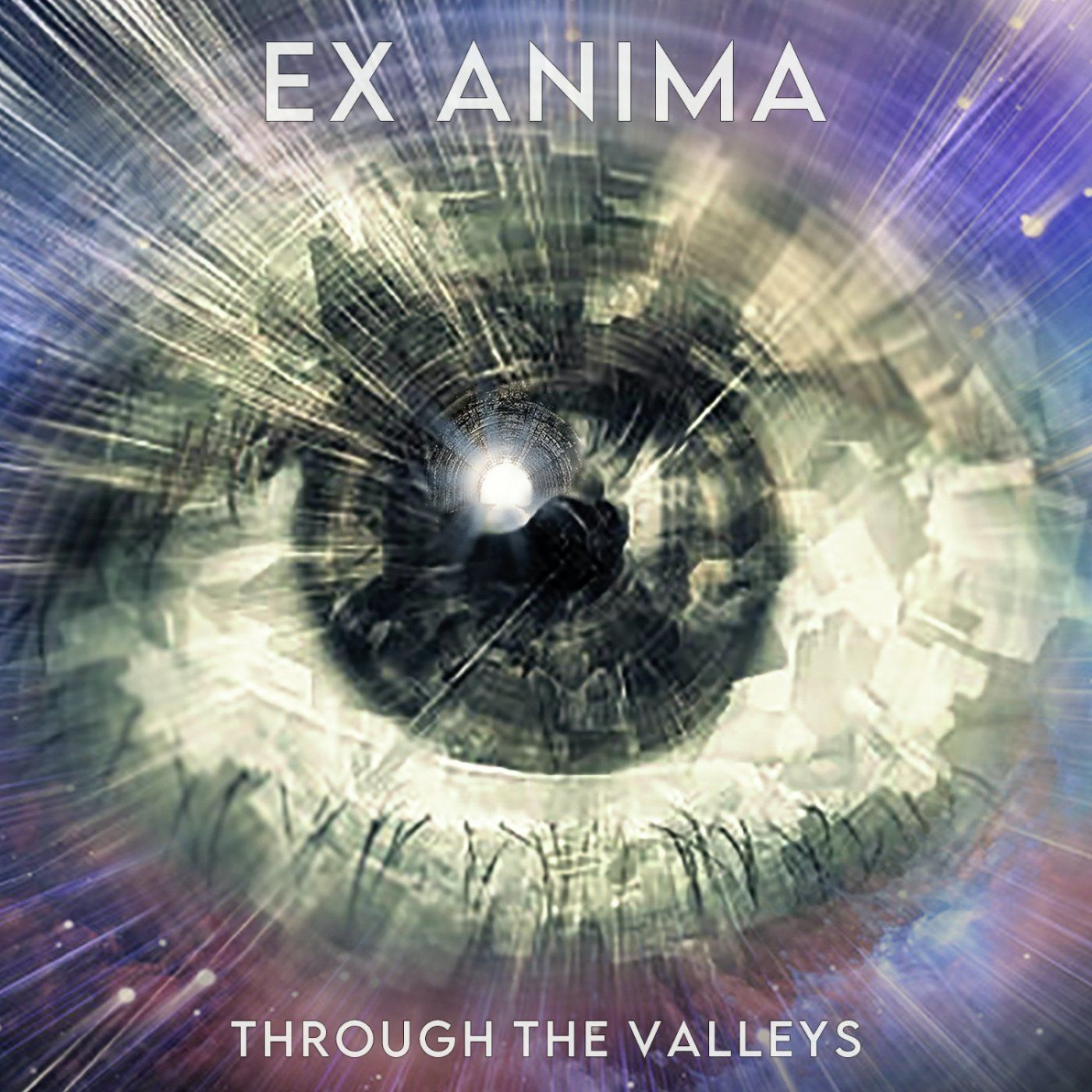 Through The Valleys - Ex Anima [EP] (2020)