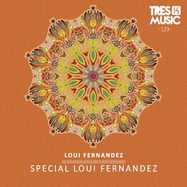 Album cover of Special Loui Fernandez