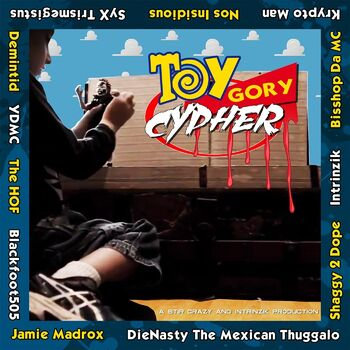 Toy Gory Cypher cover