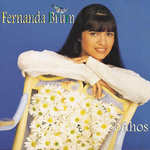 Baixar CD Sonhos – Fernanda Brum (1997) Grátis