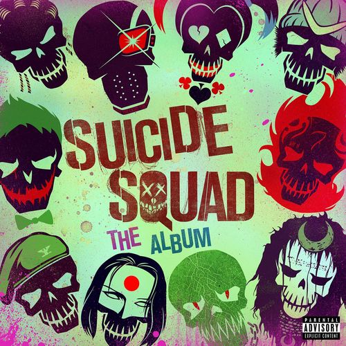 Baixar Single Suicide Squad: The Album, Baixar CD Suicide Squad: The Album, Baixar Suicide Squad: The Album, Baixar Música Suicide Squad: The Album - Various Artists 2018, Baixar Música Various Artists - Suicide Squad: The Album 2018