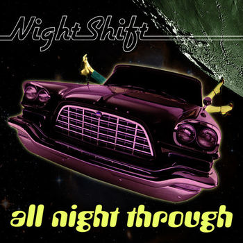 All Night Through cover