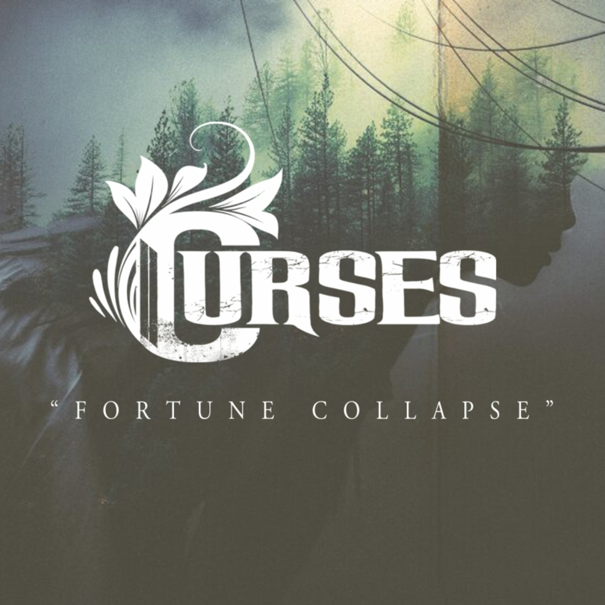 Curses - Fortune Collapse [single] (2016)