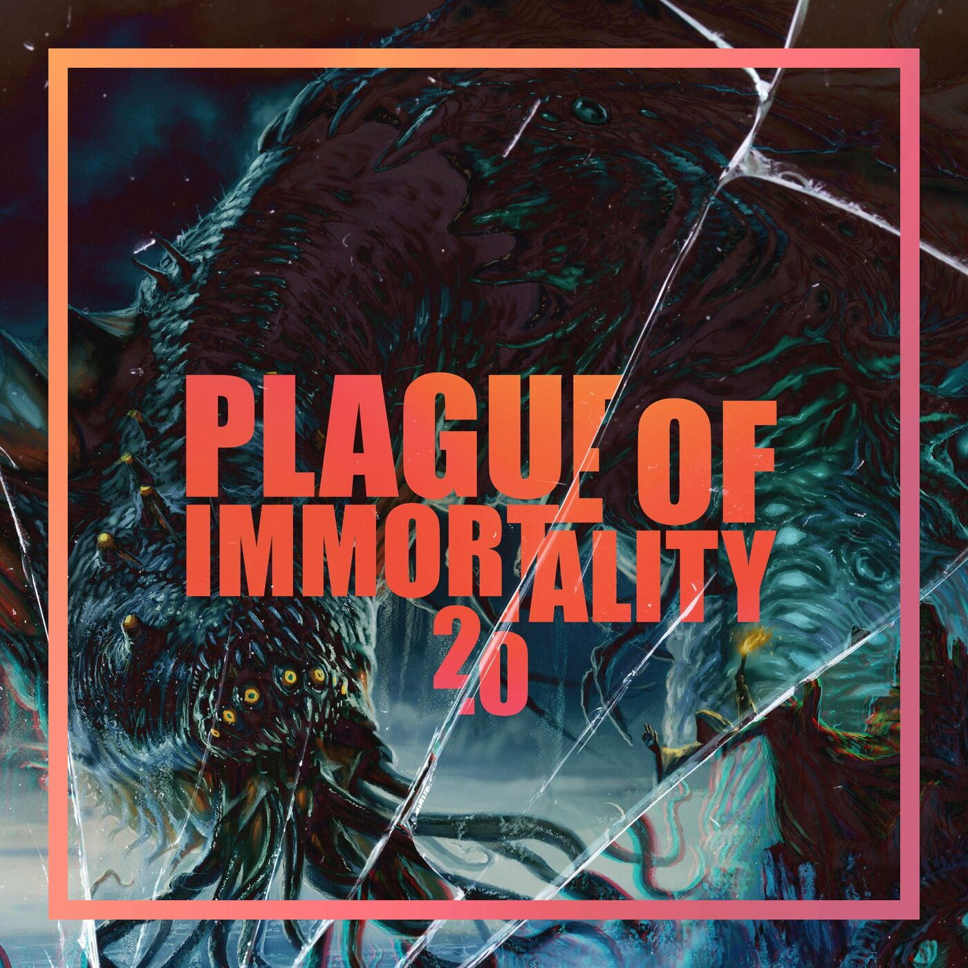 Within Destruction - Plague of Immortality 2.0 [single] (2021)