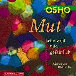 Mut (Lebe wild und gefährlich) Audiobook