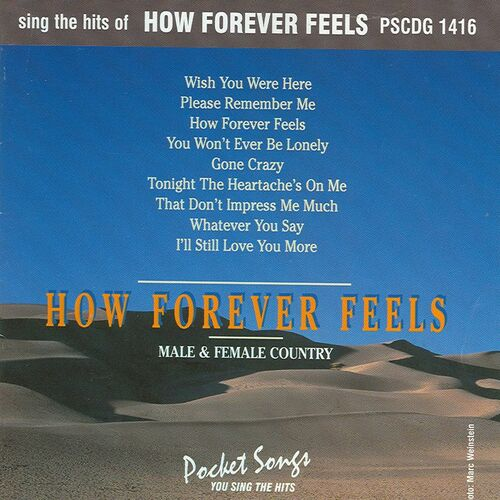Studio Musicians: How Forever Feels (Male & Female Country