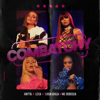 Combatchy (feat. MC Rebecca) cover