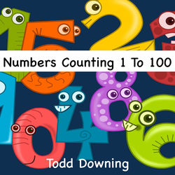 Numbers Counting 1 to 100