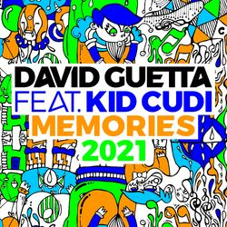 Memories (feat. Kid Cudi)  - David Guetta Download