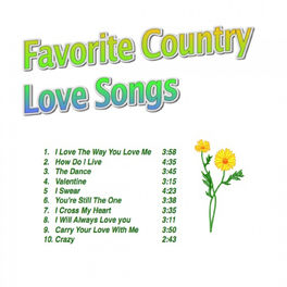 Daisy James - Favorite Country Love Songs