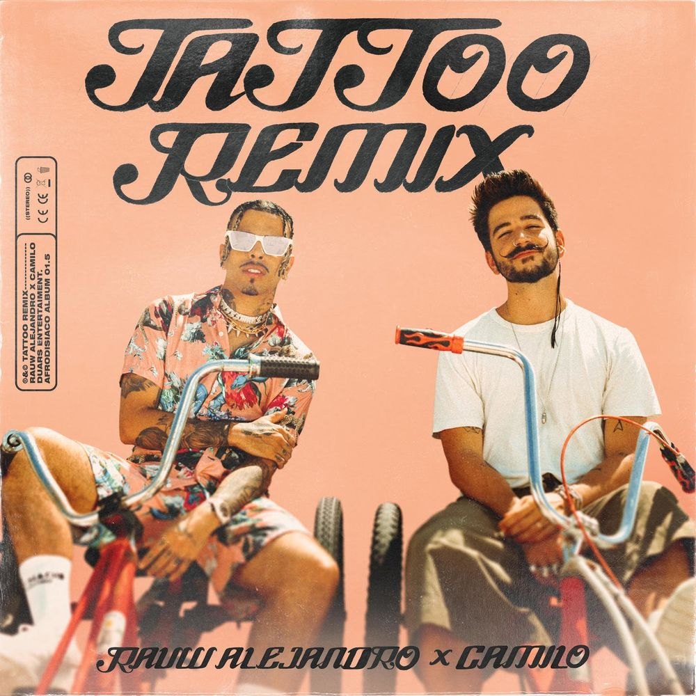 Tattoo (Remix with Camilo)