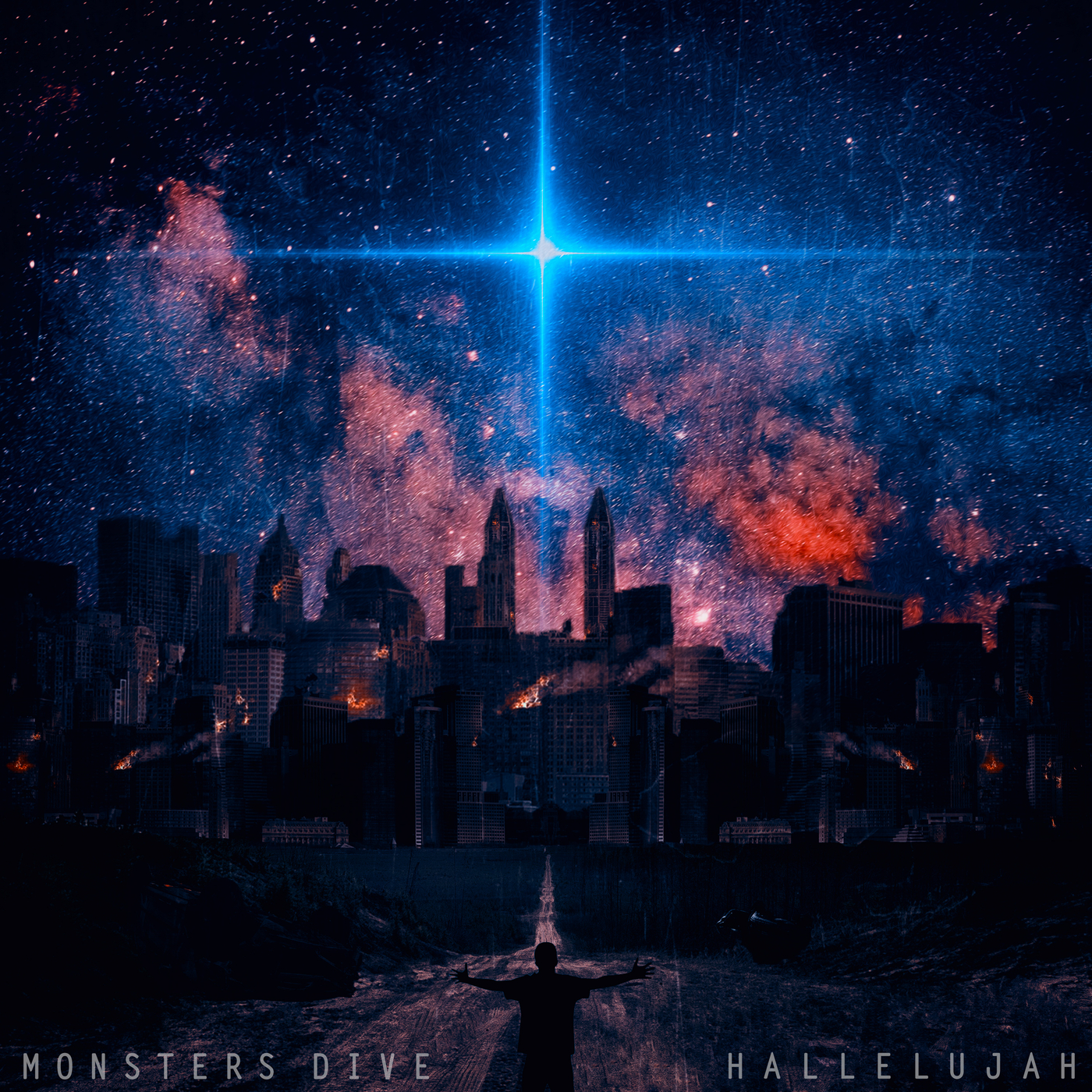 Monsters Dive - Hallelujah [single] (2018)