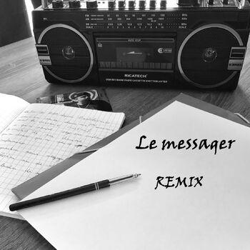 Le messager (remix) cover
