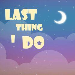 Last Thing I Do
