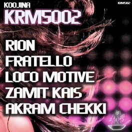 Album cover of Koojina KRM5002