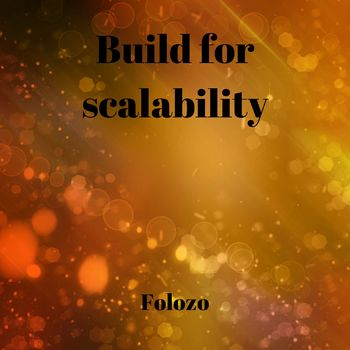 Build for Scalability cover