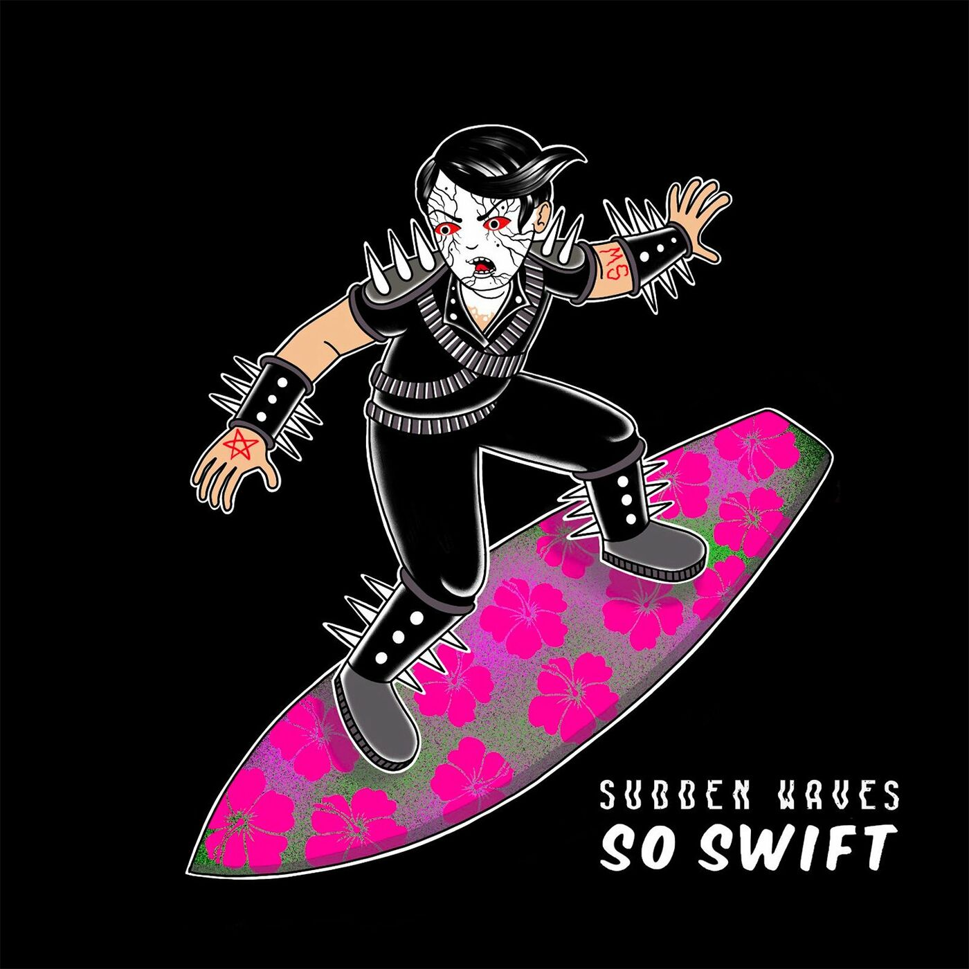 Sudden Waves - So Swift [single] (2020)