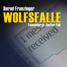 Album cover of Wolfsfalle (Ungekürzt)