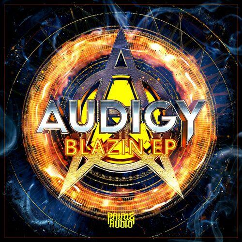 Audigy - Blazin EP