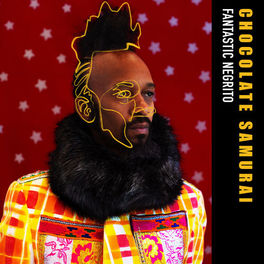 Album cover of Chocolate Samurai