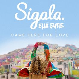 Album cover of Came Here for Love