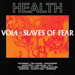 Album cover of VOL. 4 :: SLAVES OF FEAR
