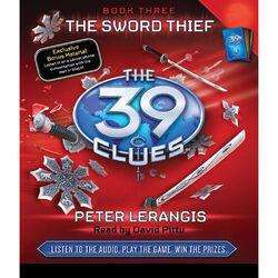 The Sword Thief - The 39 Clues, Book 3 (Unabridged) Audiobook