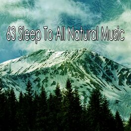 Album cover of 63 Sleep to All Natural Music