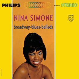 Album cover of Broadway-Blues-Ballads