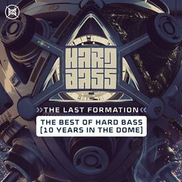 Album cover of Hard Bass 2019 The Last Formation