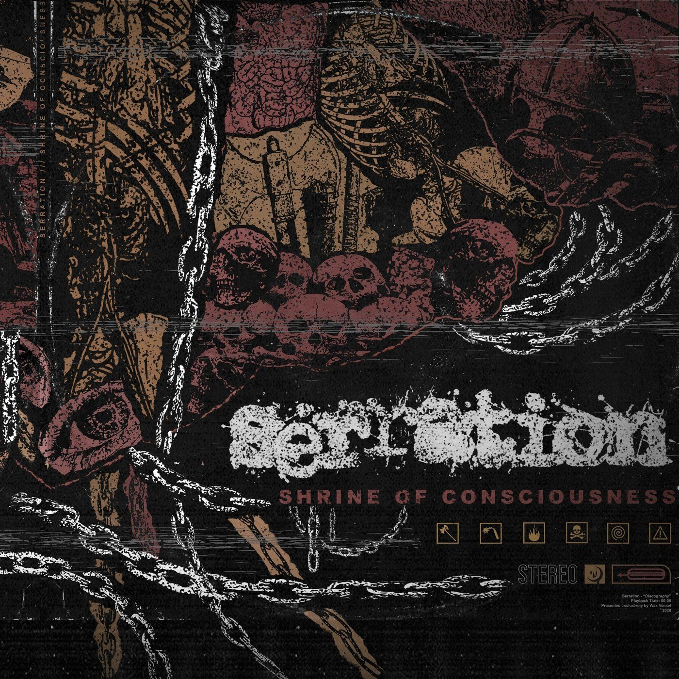 Serration - Shrine of Consciousness (2020)