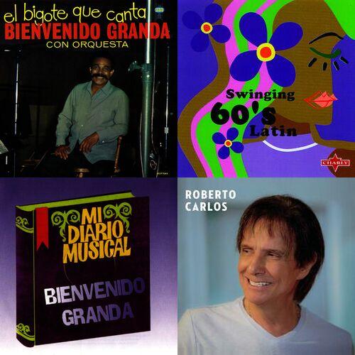 Bienvenido Granda El Bigote Que Canta Playlist Listen Now On
