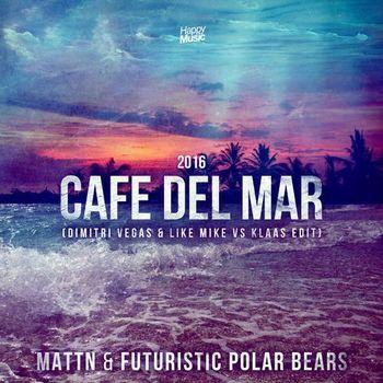 Cafe Del Mar 2016 (Dimitri Vegas & Like Mike vs Klaas Radio Mix) cover