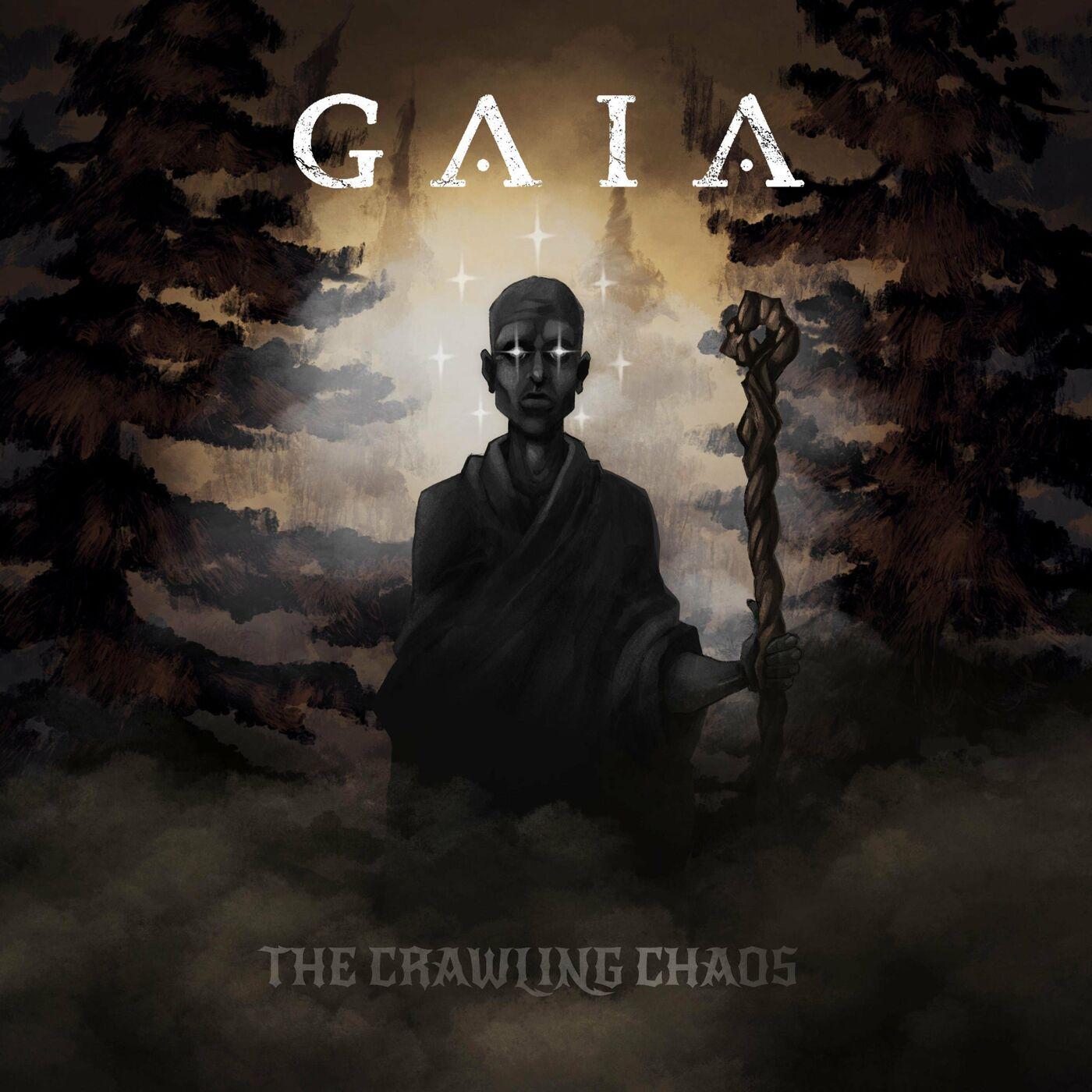 Gaia - The Crawling Chaos [single] (2021)