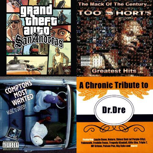 d756729ff1d77 Playlist GTA San Andreas  Radio Los Santos - À écouter sur Deezer ...