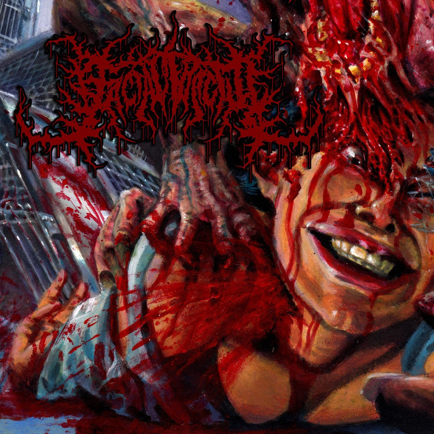 Facial Fracture - Carnivorous Myocardium Engorgement [single] (2021)