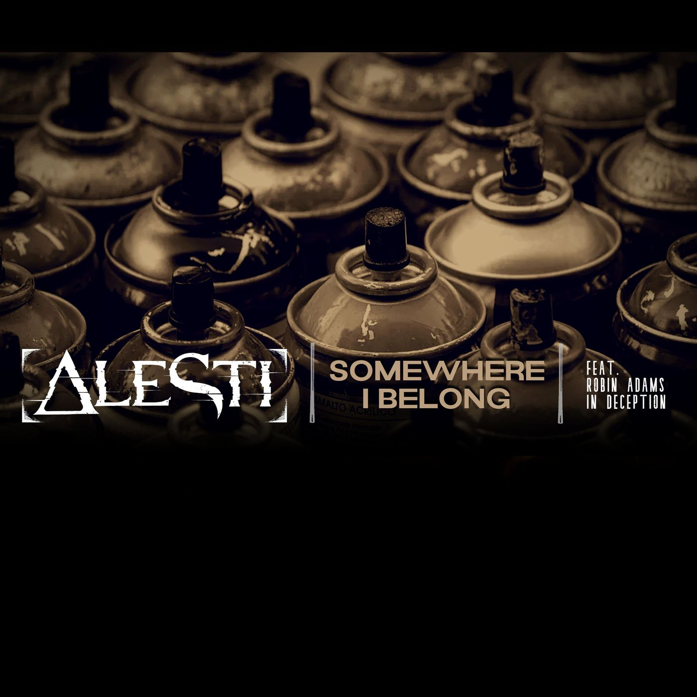 ALESTI - Somewhere I Belong [single] (2021)
