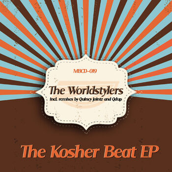 The Kosher Beat cover