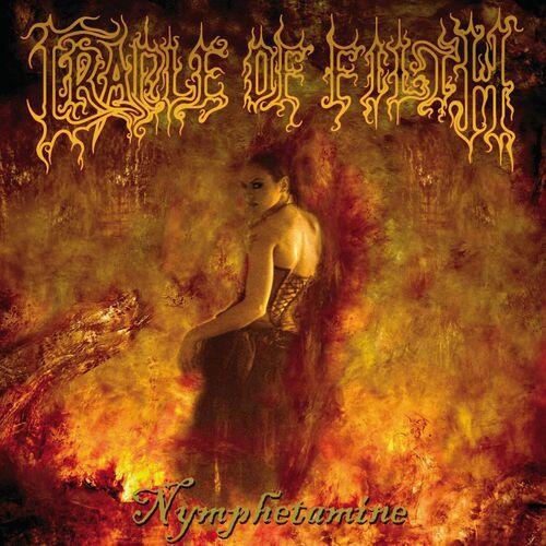 Baixar CD Nymphetamine – Cradle of Filth (2004) Grátis