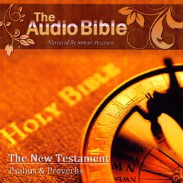 Simon Peterson: Audio Bible: The Book Of Psalms, Vol  3 (The